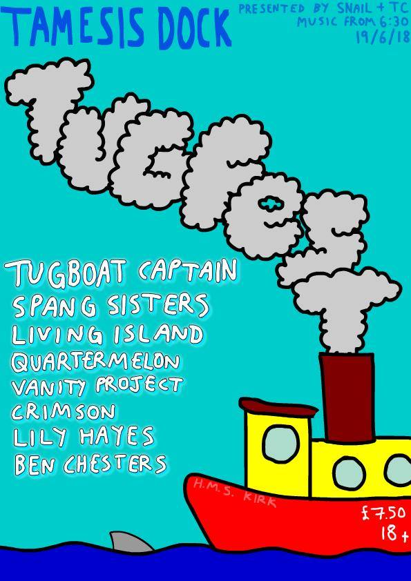 Tamesis Dock | Snail + TC Presents: TugFest 2018